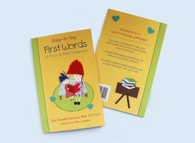 Easy To Say First Words Speech Buddies Games