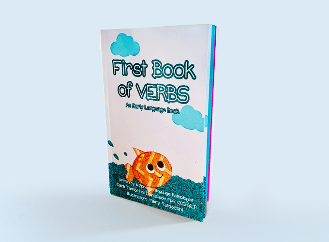 First Book of Verbs