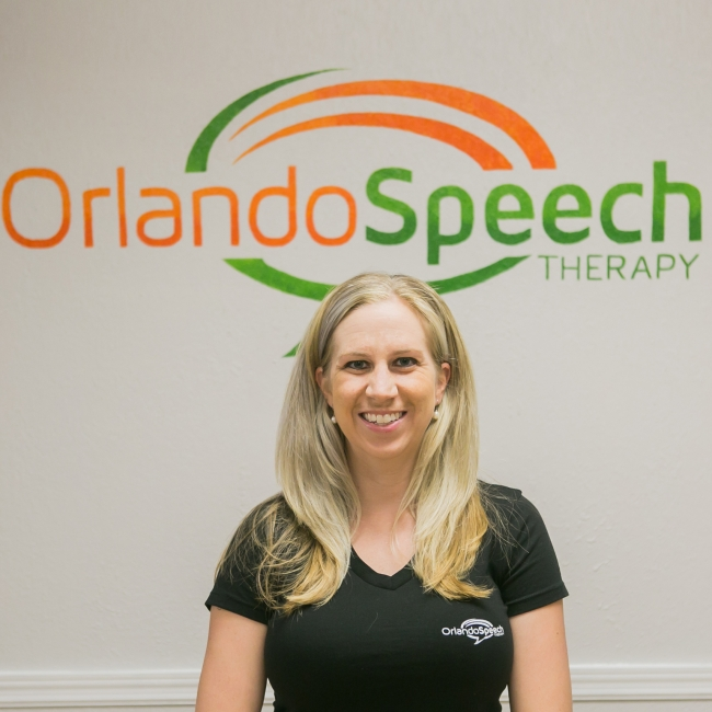 Amy Vaughn, Speech Therapist in Orlando, FL