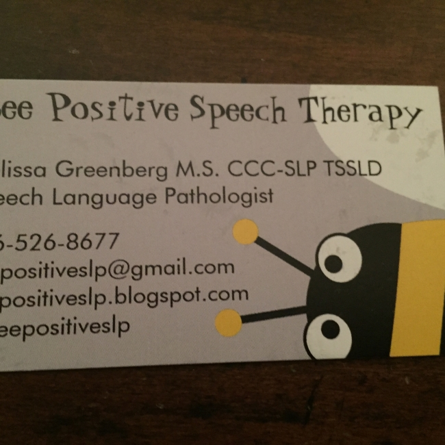 Melissa Greenberg, Speech Therapist in Rye Brook, NY