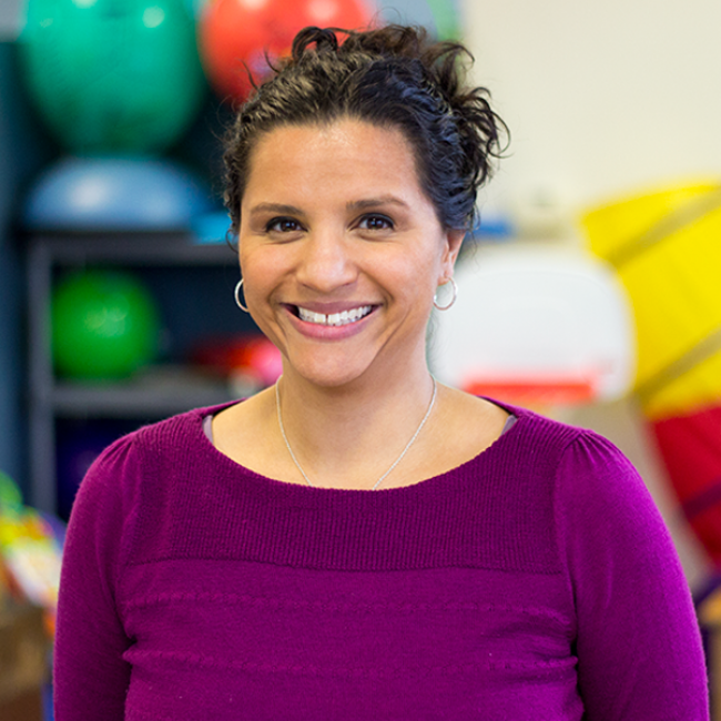 Ericka Shuptar, Speech Therapist in East Lansing, MI