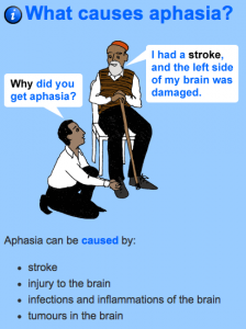 Causes of Aphasia