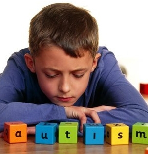 Image result for Image of a child with Autism