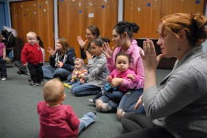 Parent-Child Sign Language Class