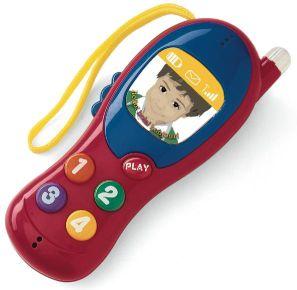 Plastic Toy Phone