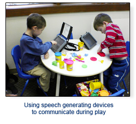 Children Using AAC Devices