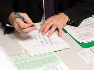 Gathering Supporting Documents