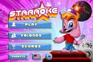 Staraoke App Screenshot
