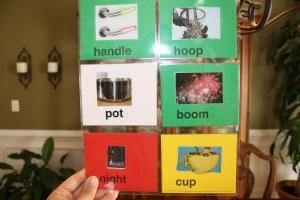 Tori's Homemade Flashcards