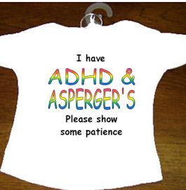 Asperger's T-Shirt