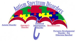 Autism Spectrum Disorder Graphic