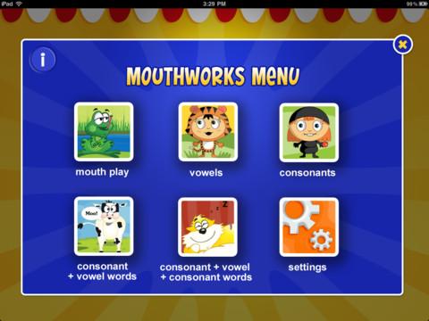 MouthWorks App
