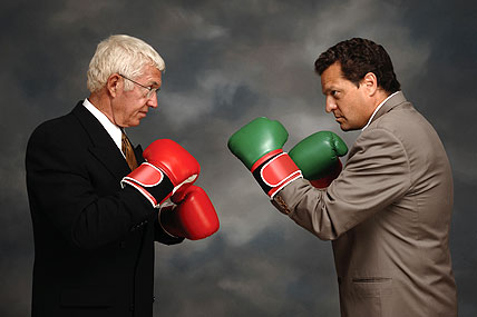 Lawyers Boxing