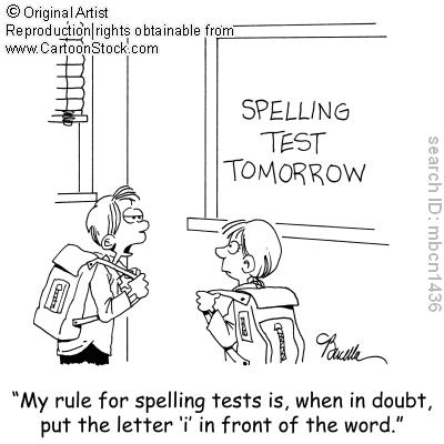 Grammar Cartoon
