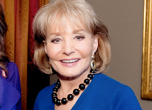 Barbara Walters at Last Oscar Special
