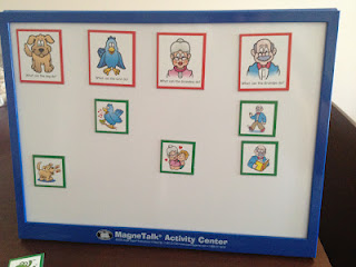 Magnet Activity Center for Story Creation