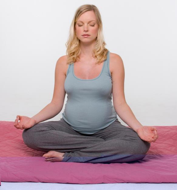 Can pregnant women do yoga