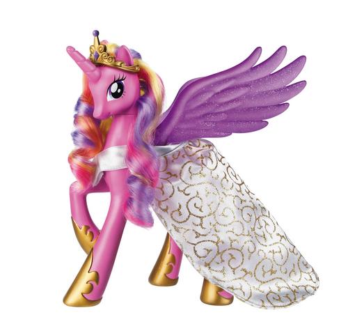 Purple Pony Toy