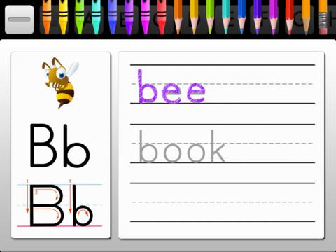 Alphabet Fun App