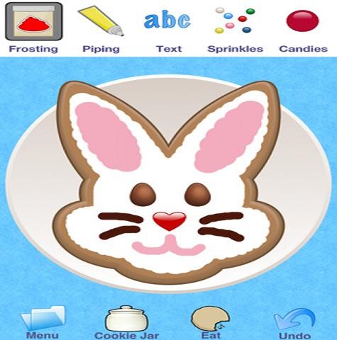 Cookie Doodle App