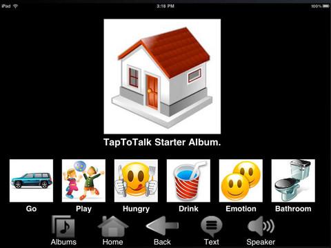 TapToTalk App