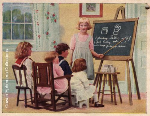 Vintage Schoolroom