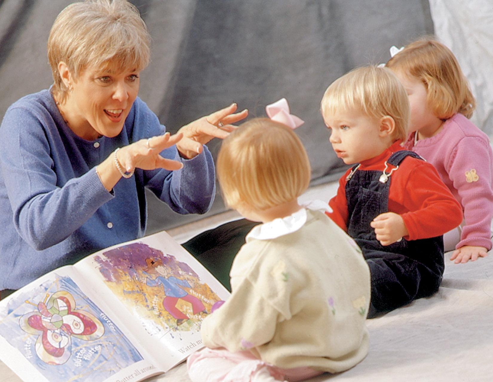 Reading with Children: Books & Techniques – Speech ...