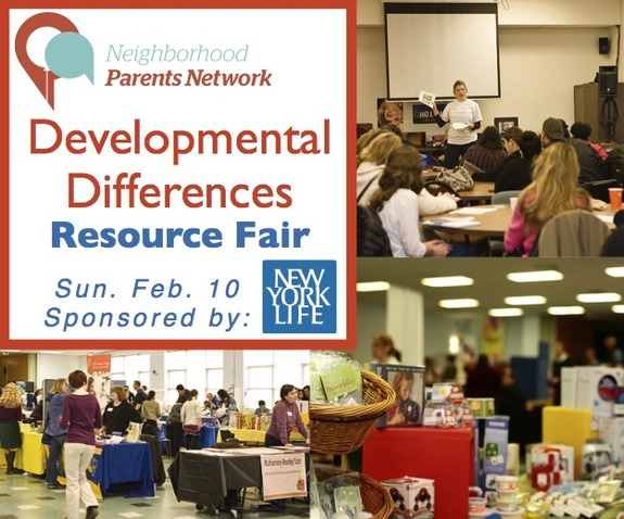NPN Developmental Differences Resource Fair