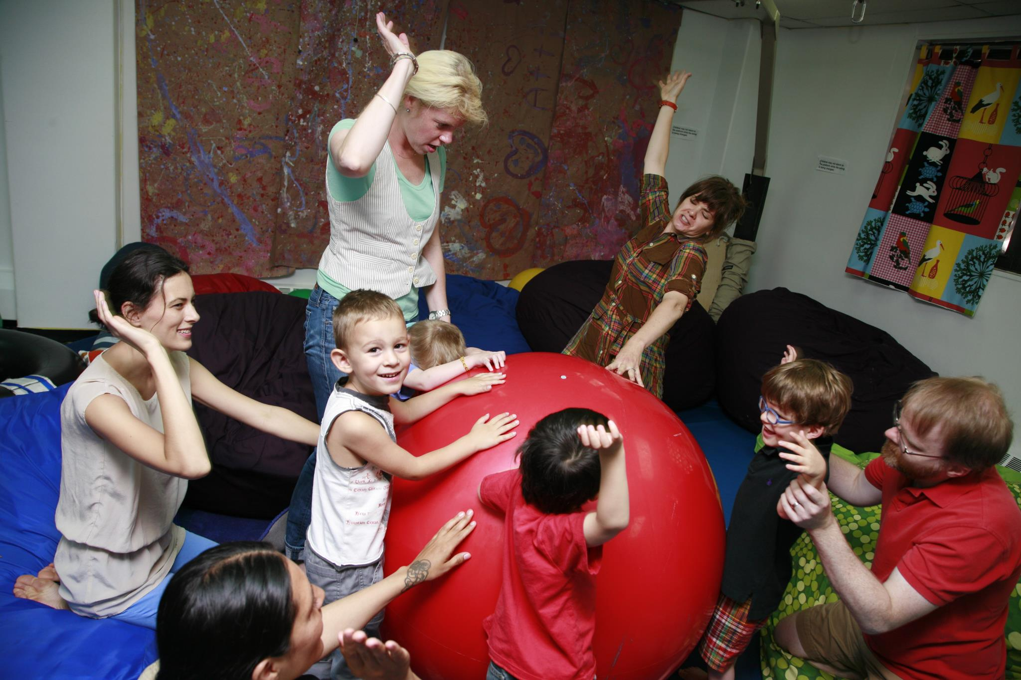 Activities for Special Needs Children at Extreme Kids and Crew in Brooklyn
