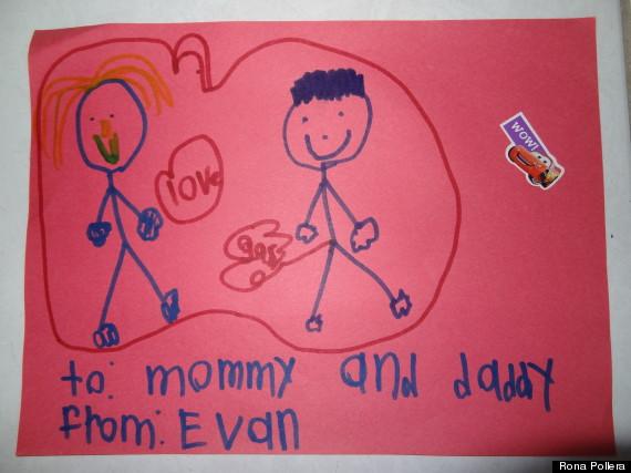 A Valentine written by a child