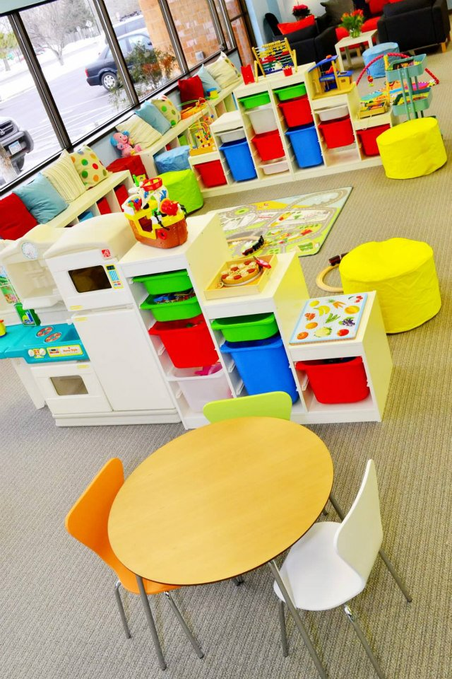Playspace at GiGi's Playhouse Twin Cities