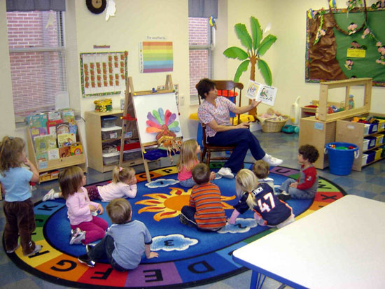 Classroom Ideas For Nursery ~ St day as an english teacher examples of preschool