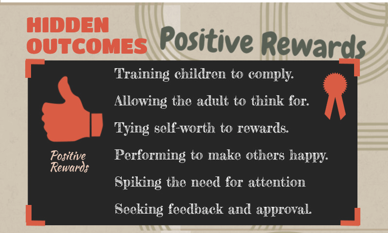 outcomes of positive rewards