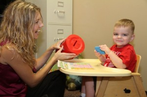 What to expect during speech therapy