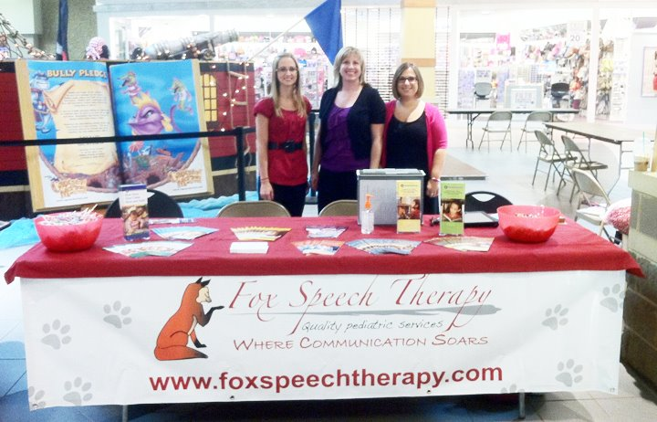 Fox Therapy Center Staff