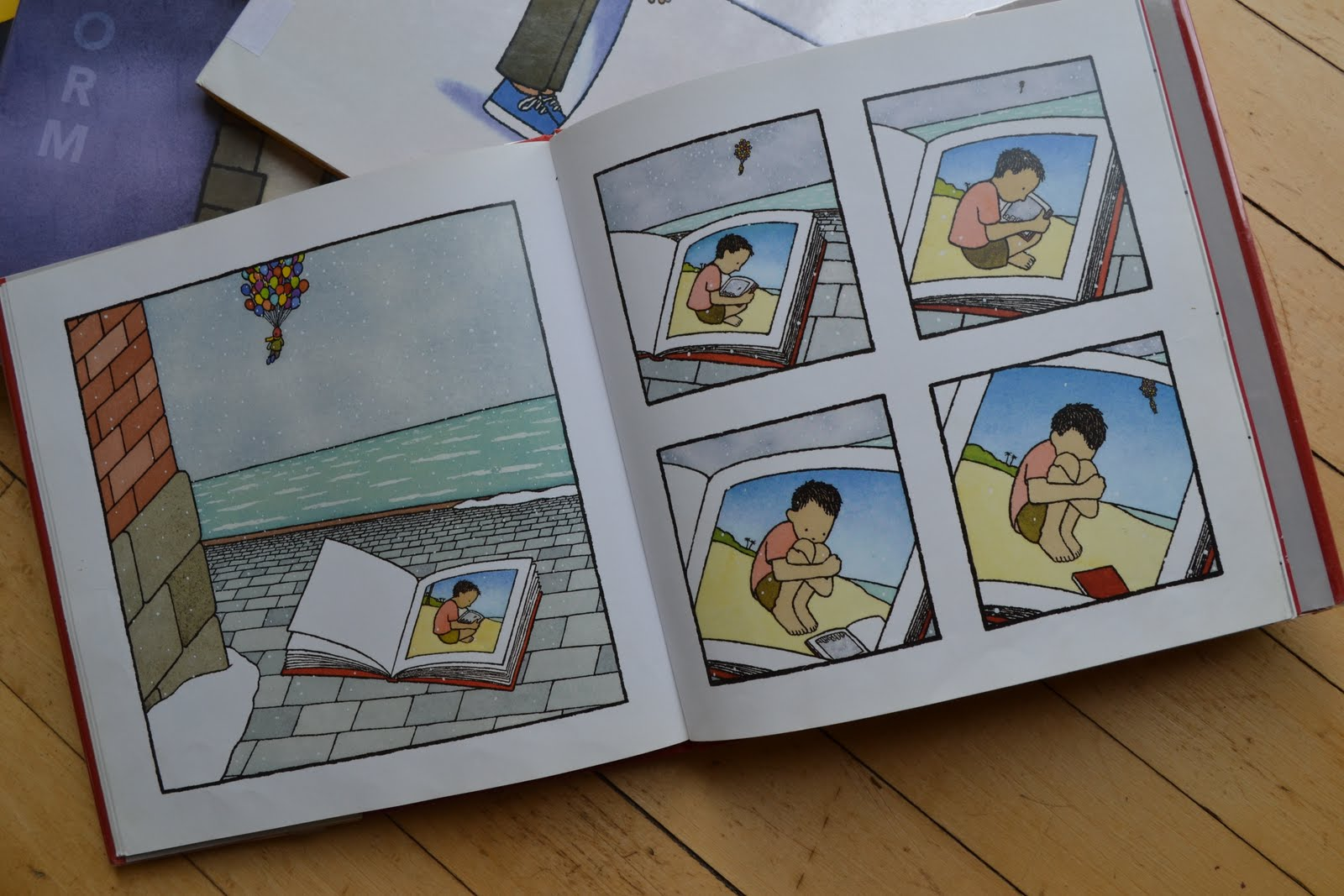 Download Wordless Picture Books