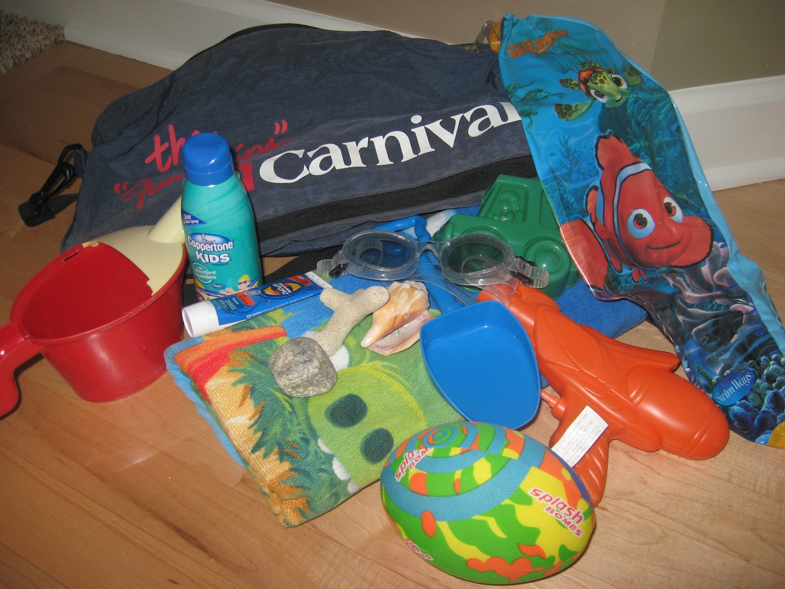 Sizzling Summer Themed Activities for Speech and Language Travel