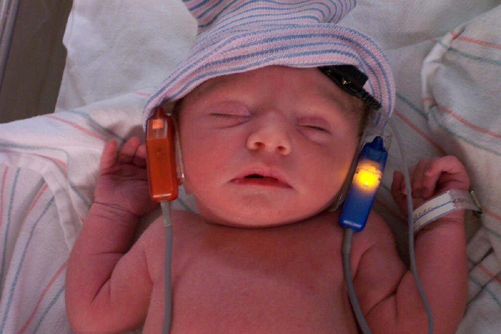 What Can A Newborn Hearing Test Tell You?