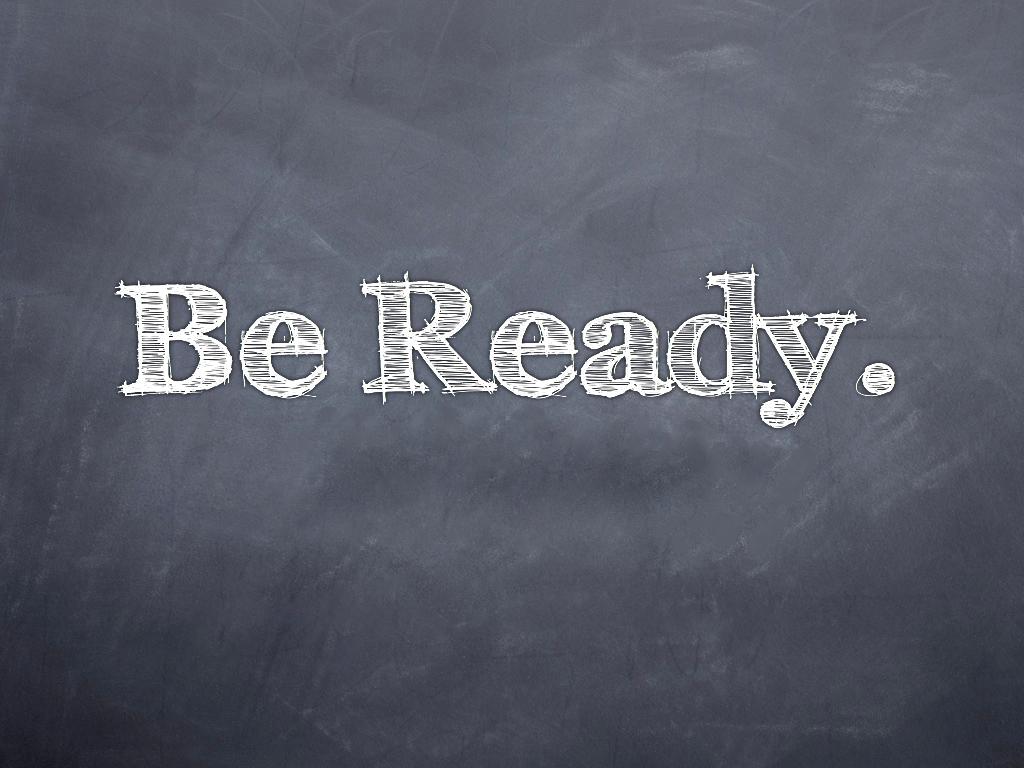 Be_Ready