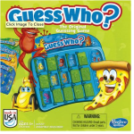 Guess Who? by Hasbro