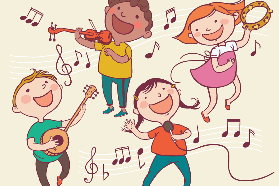 6 Songs For Speech Therapy