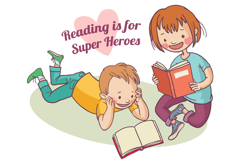 5 Ways to Encourage the Love of Reading