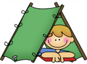 Speech Therapy Camping Activities