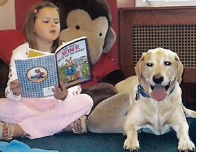 Animal Assisted Speech Therapy