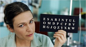 Diving Bell and the Butterfly -- Movies Featuring Speech Therapy