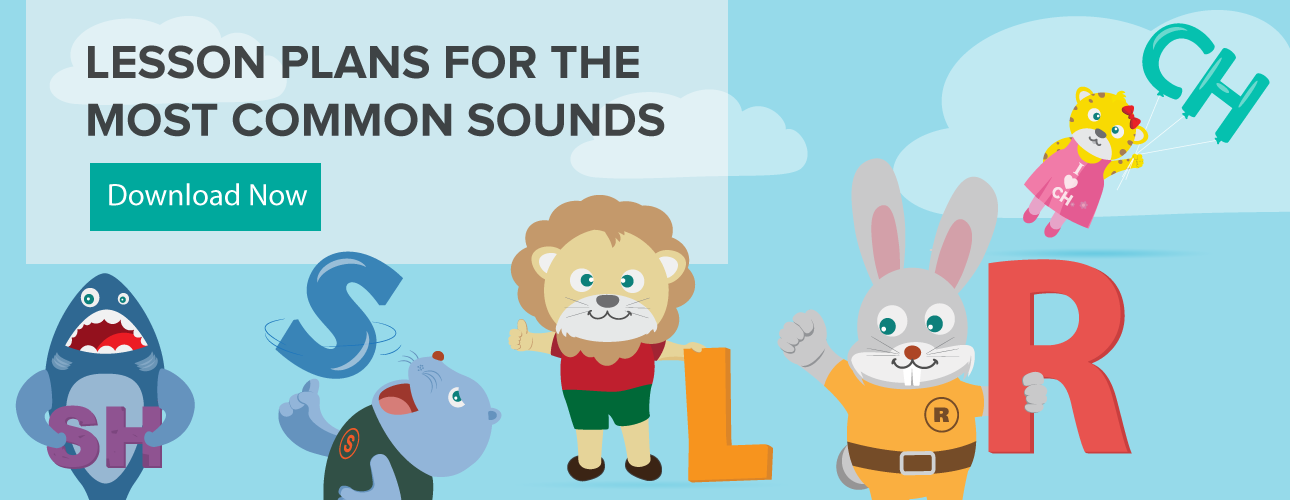 Lesson Plans for the Most Common Sounds