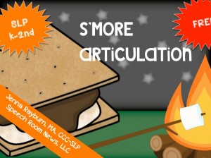 Jenna Rayburn's S'more Articulation