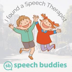 i found my speech therapist on speech buddies connect
