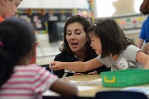 Kindergarten Orientation by Jenny Cu