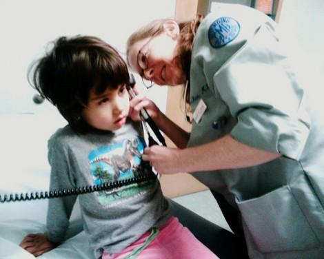 Expert corner: Frequent ear infections in children